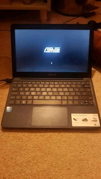 black and gray HP laptop Henley-in-Arden, B95 5LR