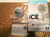 "Snowball Blue Microphone ""Final Price "" Linthicum Heights, 21090"