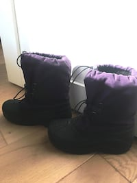 Nice snow boots  size-35  for girl Oslo, 0273