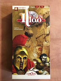 Iliad card game