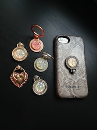 Brand New Diamond Phone Rings and Stand Mississauga, L5W