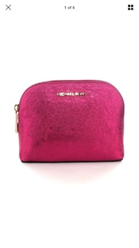 Michael KORS Pink Cosmetic Case NWT's Gainesville, 20155