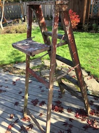 Wooden ladder Sumner, 98390