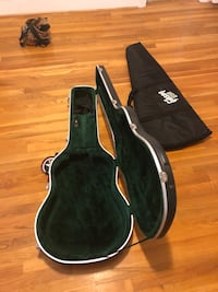 Road Runner hard shell acoustic guitar case. Mint condition. Retails for 120 new  Buy it. Rock it. Mechanicsville, 23116