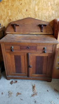 Vintage washstand / commode