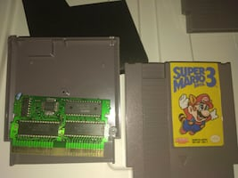 Super Mario Bros. 3   NES cartridge