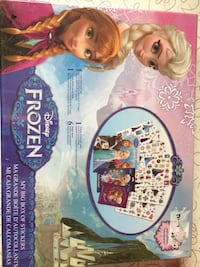 Disney Frozen My Big Box stickers box Winnipeg, R2K 2A1