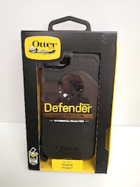 OtterBox Defender case for an iPhone 7/8 - 01414 Calgary