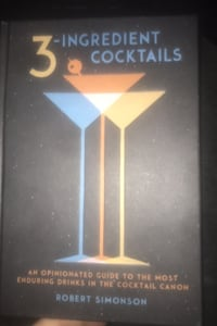 Cocktail's book