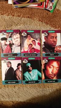 """Back in the day the heavy hitters of """"Yo MTV Raps"""" Seattle, 98146"""