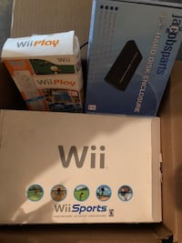 Nintendo Wii- soft mod and Wii play Silver Spring, 20905