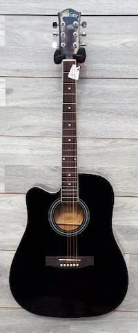 Left handed acoustic guitar for beginners 41 inch full size brand new Toronto