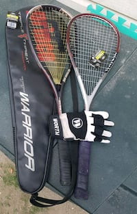 Raquet Rackets ( got it all) West Kelowna, V4T