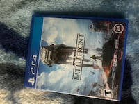 Sony PS4 Star Wars Battlefront game case