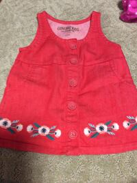 JUST REDUCED  MORE  red dress 12 m  Rockville