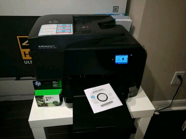 Used Hp Officejet Pro 8710 All In One Printer For Sale In Toronto