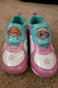 Girls Paw Patrol Shoes size 12 Fairfield, 94533