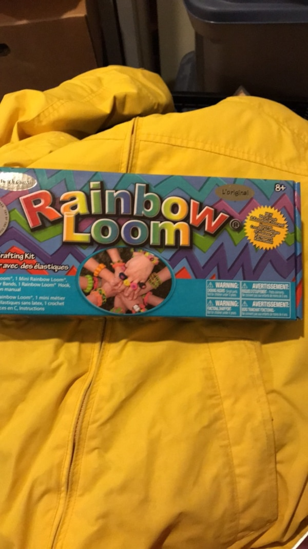 brand new Rainbow loom maker