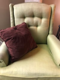 Light Green Sofa Chair Chevy Chase, 20815