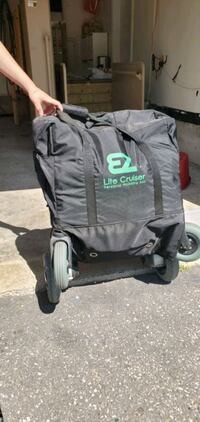 Foldable Power Wheelchair Mississauga, L5N 4N3