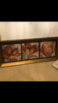 Beautifully framed Art work/pictures