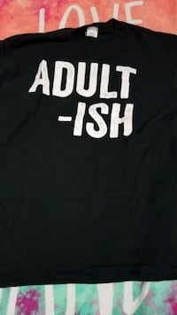 Adult-ish T-shirt Ogden, 84404