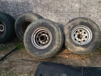 4 tires and rims. [PHONE NUMBER HIDDEN]  Fredericksburg, 22408