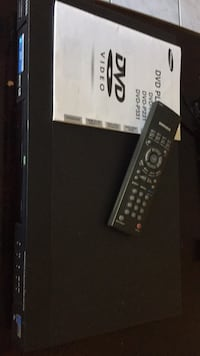 Samsung DVD Player with manual FORTLAUDERDALE