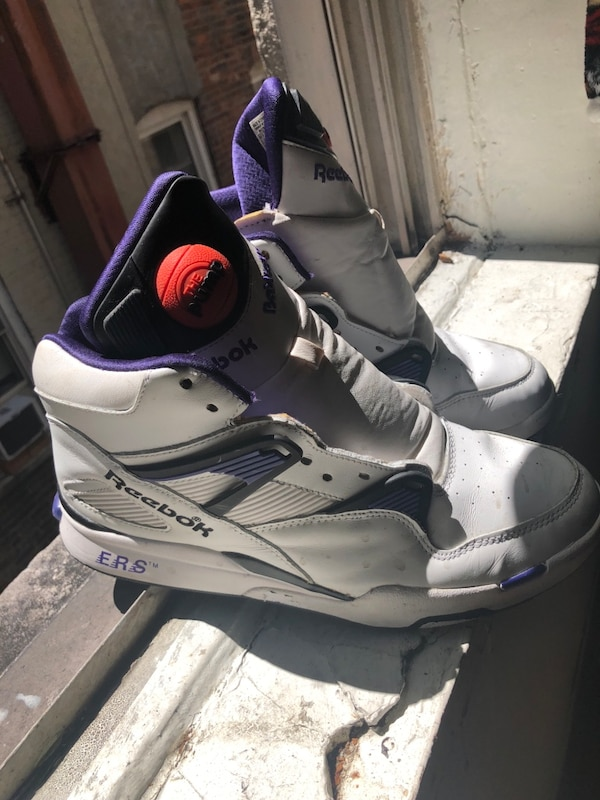 a40d009a Used Reebok pumps ERS Original for sale in New York - letgo