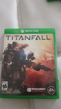Titanfall Xbox One game case Lakewood, 90712