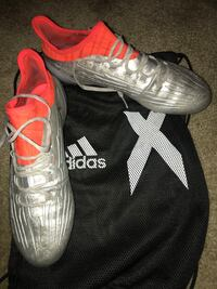 Adidas X Soccer Cleats Size 9