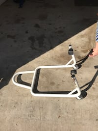 LP Racing Motorcycle Stand Macomb, 48042