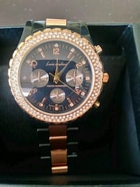 Women's watch. Band is clasp, large, adjustable Fort Pierce, 34982