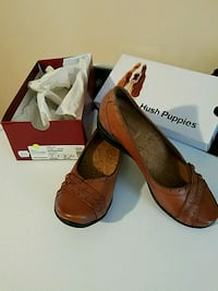 Hush Puppies women's size 8 medium shoes 132 mi