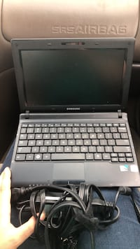 Black Samsung laptop Germantown, 20876