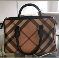tote bag in pelle Burberry Bari