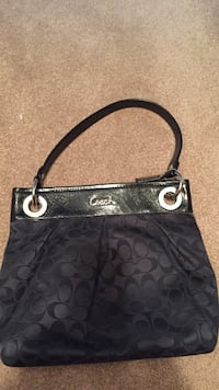 Coach signature bag Broadlands, 20148