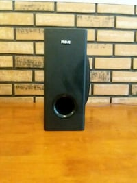 black and gray Bose speaker Detroit, 48219
