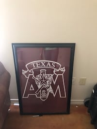 A&M poster College Station, 77845
