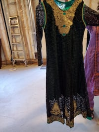 Pakistani party dress. Prices vary. Many available.  Aurora, L3X 1L7