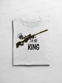 KING and QUEEN shirts Delaware