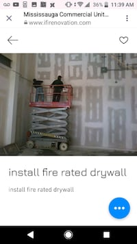CANTON RENOVATION DRYWALL PAINT HARDWOOD TILES Richmond Hill