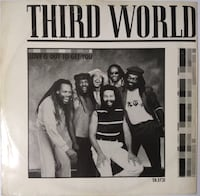 THİRD WORLD(LOVE İS OUT TO GET YOU)MAXİ SİNGLE 45'LİK PLAK