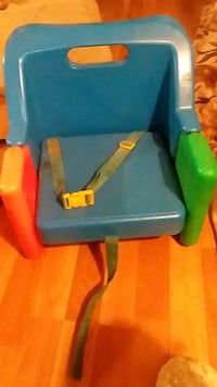 Booster seat without tray  Ste. Genevieve, 63670