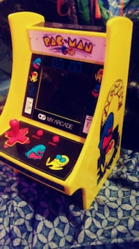 Pac-Man mini arcade game Canyon, 79015