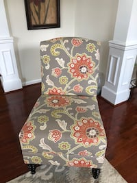 Floral chairs set of 2 Reston, 20190