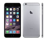 iPhone 6 plus 128GB Lyngdal, 4580