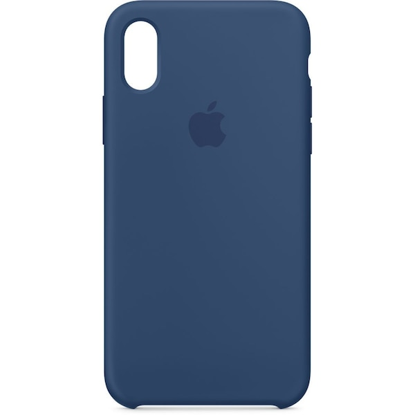 Cobalt blue iphone x slicion case