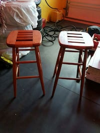 Wood Bar Stools Vaughan