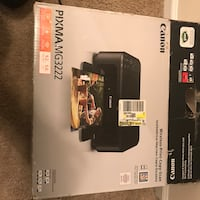 Printer - Canon Pixma MG3222(Wireless, print, copy, scan) Hyattsville, 20785